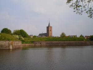 Grote kerk van Naarden